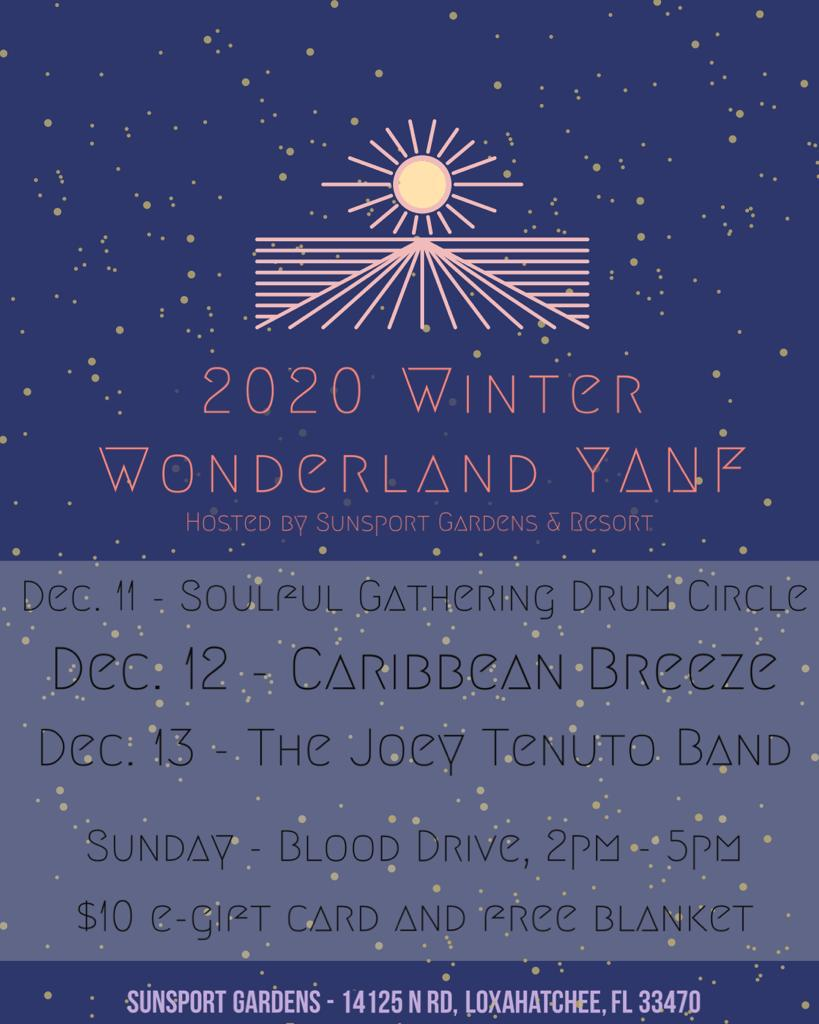 2020 Winter Wonderland Young Naturist Festival