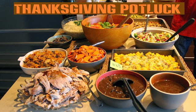 Thanksgiving-Potluck!